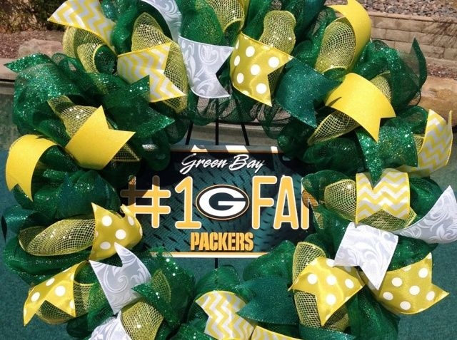 Page Not Found Green Bay Packers Wreath Packers Wreath Mesh Wreaths