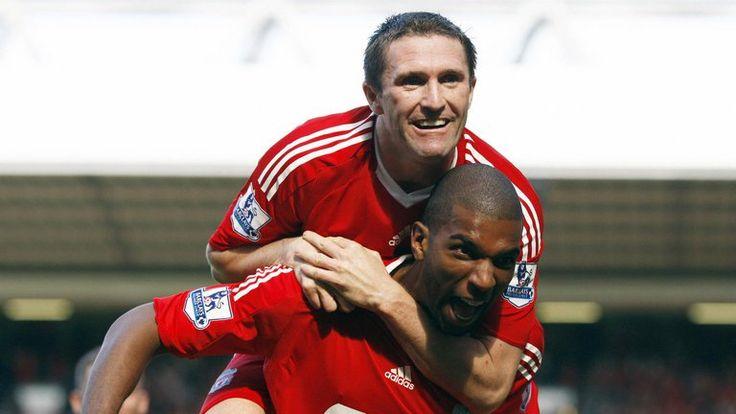Ryan Babel scored a 77th min winner vs Man Utd on 13 Sep 2008