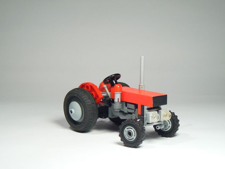 /by Thietmaier #flickr #LEGO #tractor