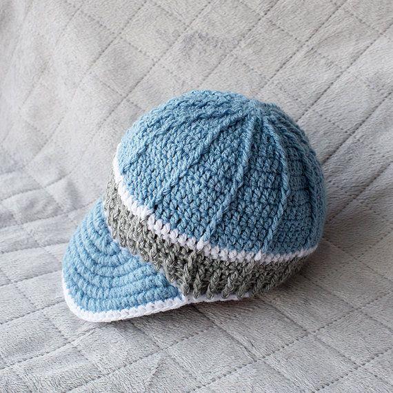 Bébé Bonnet bonnet bonnet printemps casquette par DaisyNeedleWorks