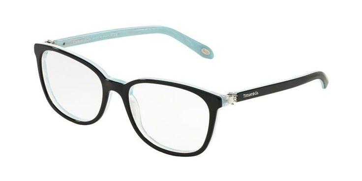 9c2d8d3e4f5 Tiffany TF2109BF Square Eyeglasses in 2019