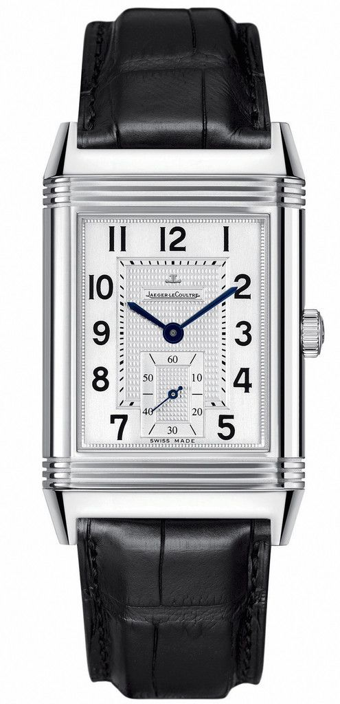 Jaeger LeCoultre Watch Grande Reverso #bezel-fixed #bracelet-strap-alligator #brand-jaeger-lecoultre #case-material-steel #case-width-48-x-30mm #clasp-type-tang-type-buckle #delivery-timescale-4-7-days #dial-colour-silver #gender-mens #luxury #movement-manual #official-stockist-for-jaeger-lecoultre-watches #packaging-jaeger-lecoultre-watch-packaging #style-dress #subcat-reverso #supplier-model-no-q3738420 #warranty-jaeger-lecoultre-official-2-year-guarantee #water-resistant-30m
