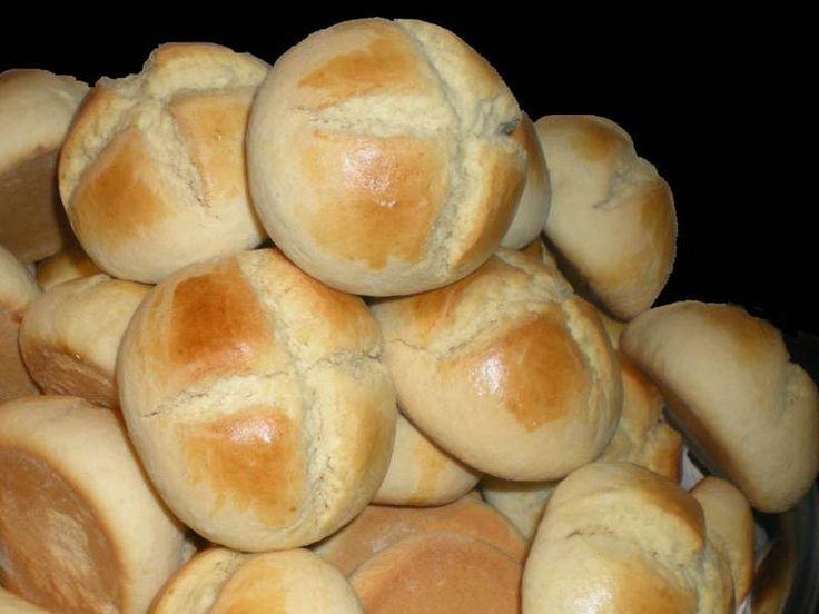 Receta: Pan de Huevo chileno | Recetas Dulces | cookcina