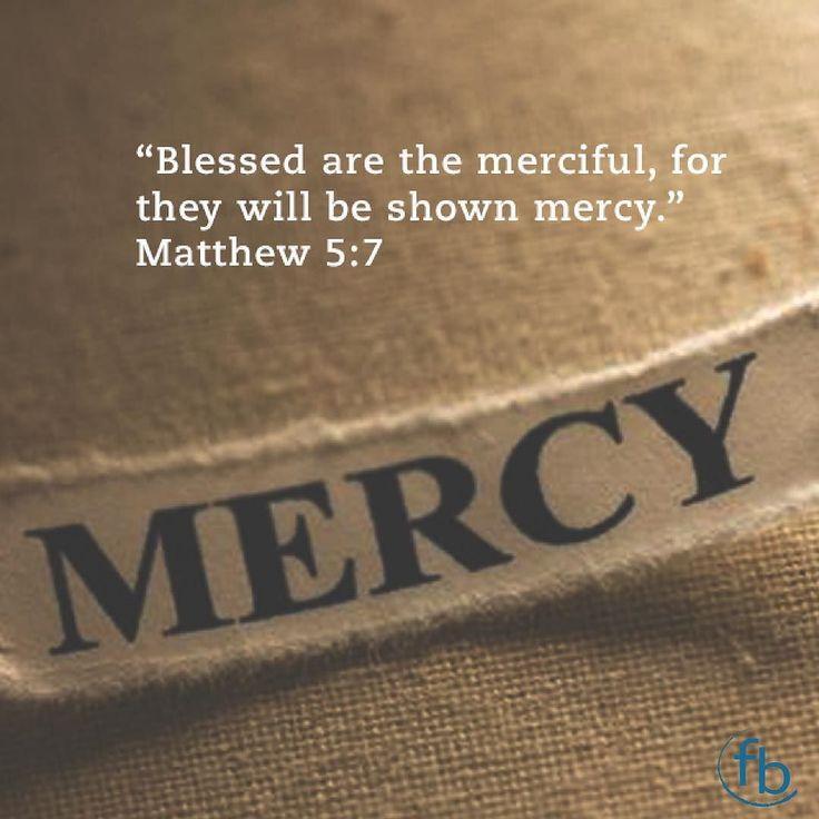 """Blessed are the merciful for they will be shown mercy."" Matthew 5:7 #votd . . . #BixbyOklahoma #BixbyOK #TulsaOK #FBCBixby #Bible #votd #Peace #Hope #Grace #Love #Forgiveness #Church #Worship #Family #VerseOfTheDay #SouthTulsa #SouthTulsaOK #Prayer #BibleStudy #JesusChrist #Christian #Tulsa_Oklahoma #Faith"