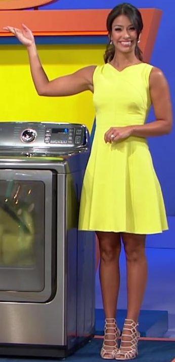 Beautiful Manuela Arbelaez Air Date 4 6 18 Manny Yellow