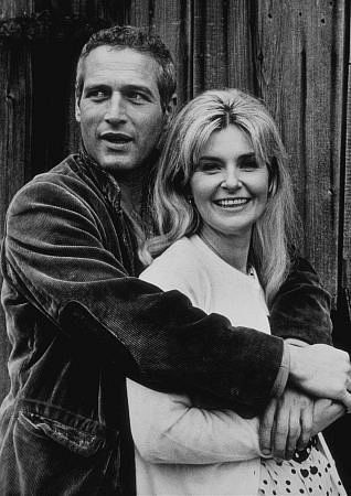 Paul Newman & Joanne Woodward...the very rare long-lasting Hollywood marriage of two actors, two beautiful people.