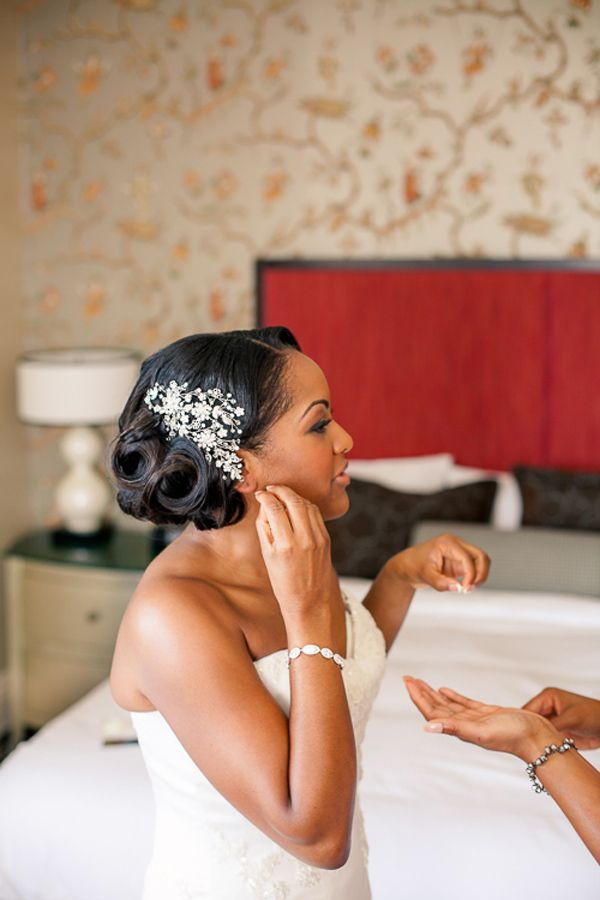1559 best African American Wedding Hairstyles images on Pinterest ...