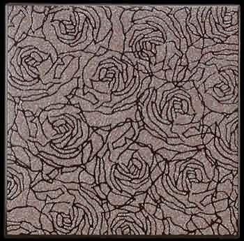 Rosa Gray Black Ceramic Floor Tile High Glaze Ceramic Rosa