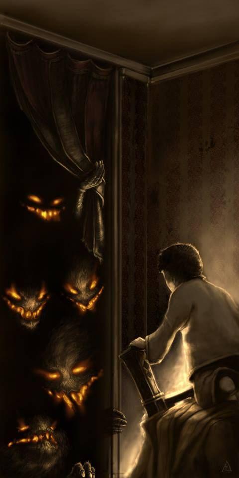 Cuiando los demonios de tu interior encuentran la salida... No hay nada que los detenga...