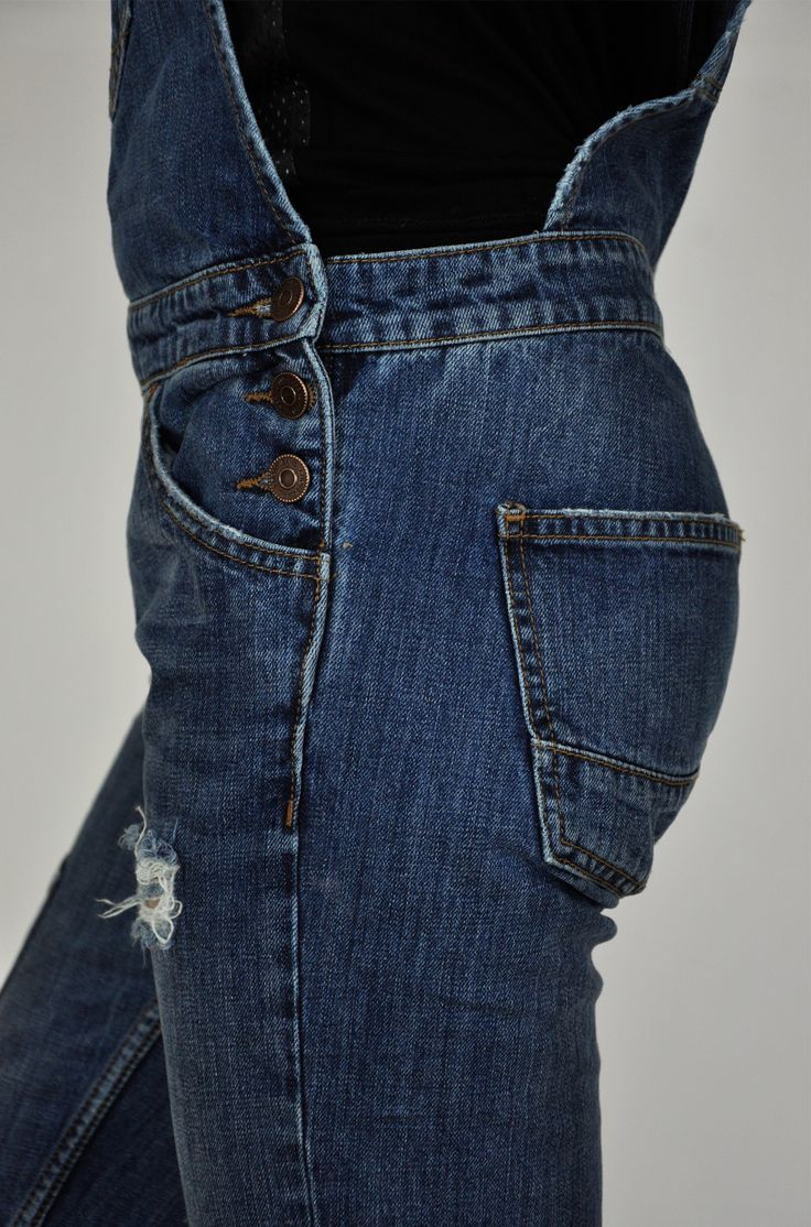Ogrodniczki Cross Jeans