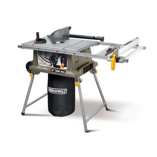 Buy Rockwell Table Saw with Laser, Model RK7241S at Woodcraft.com