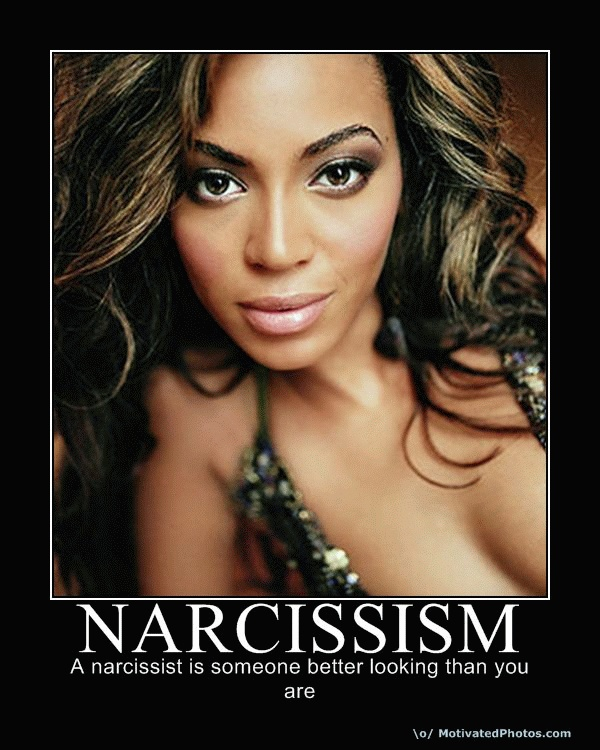 Narcissism and celebrity