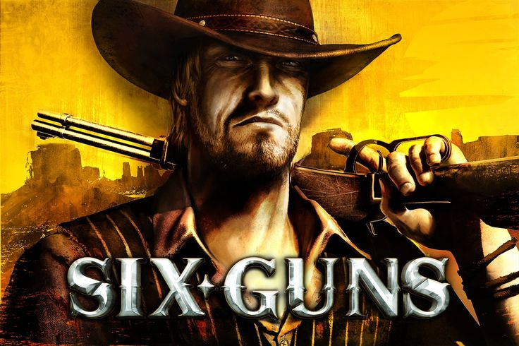 Six-guns é um jogo de aventura no estilo mundo livre, como Red Dead Redemption. Dentro do game, você tem disponível um enorme território localizado no Velho Oeste norte-americano.
