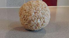 Azúcar con Amor: Bola de nubes y arroz inflado para modelar con fondant