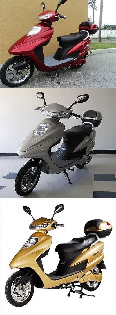 Electric Bicycles 74469: Brand New 500 Watt Electric Moped Bicycle Scooter No Drivers License Needed -> BUY IT NOW ONLY: $899 on eBay!
