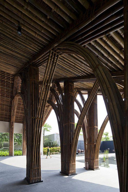 Sala de Conferências Naman Retreat,© Hiroyuki Oki