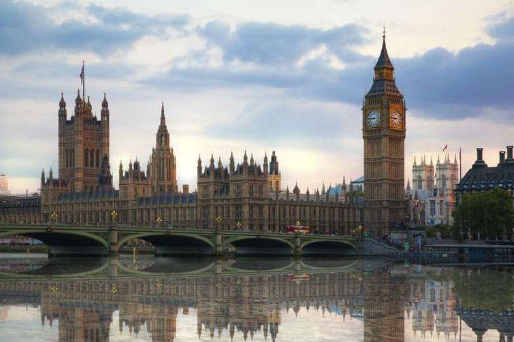 5. LondresO preço das propriedades na capital da Inglaterra, após décadas de crescimento, é praticam... - iStock