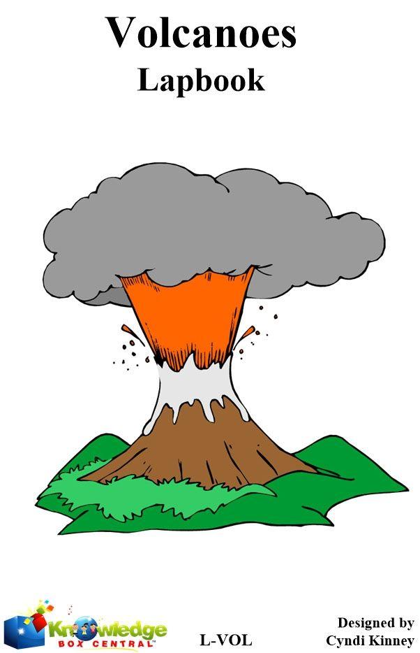 V Is For Volcano Clipart 66 besten Begabtenf...
