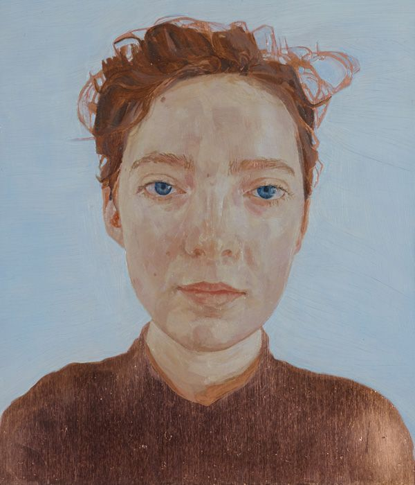 Self-portrait by Natasha Walsh The judges have had their say - but what do you think? Choose the Archibald Prize finalists you like in our people's choice gallery.