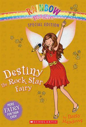Rainbow Magic Special Edition: Destiny the Rock Star Fairy #read11books