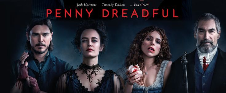 Grimm Reviewz: Horror Toy Tuesday: 'PENNY DREADFUL' 8-Inch Retro ...