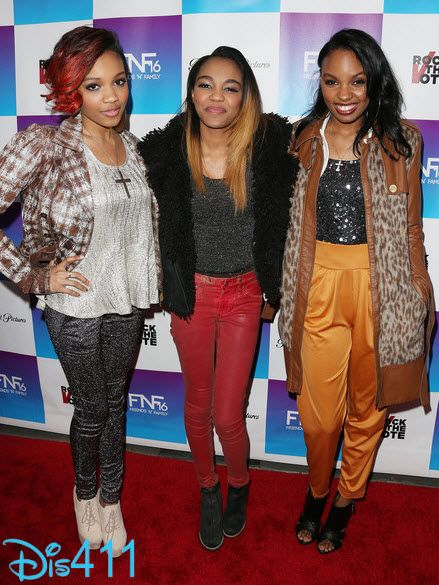 """The McClain Sisters Looked Great At The 16th Annual """"Friends 'N' Family"""" Pre-GRAMMY Event"""