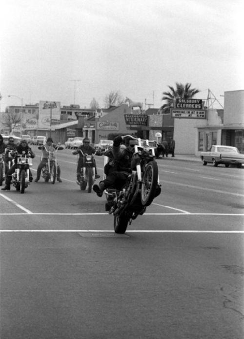 San Berdoo Hells Angels, 1965.