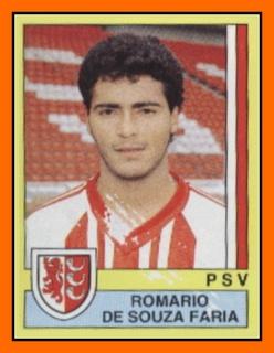 #Figuritas - Este definía más que los dos Funes Mori: Romario en el PSV.