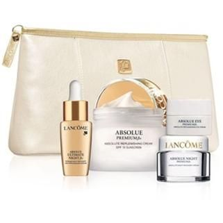 Play and win Lancôme skincare sets for FREE and feel young again with these miracle products at WishFree.com. Live game will start at 9/3/2012 4:00:00 PM (UTC), play now