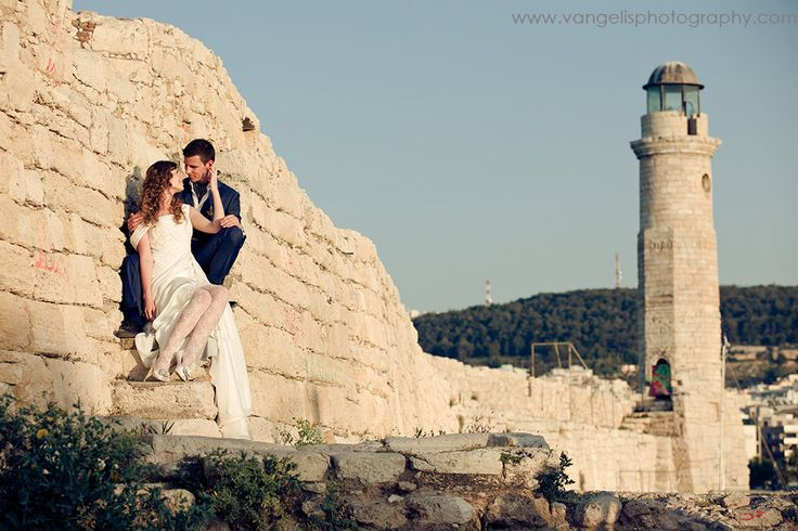Old port-Rethymno-Crete - Wedding