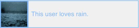 I love the rain but loathe thunder and lightning