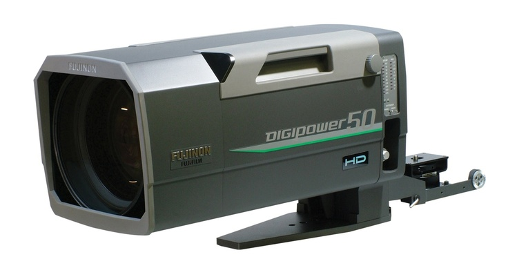 Lente teleobjetivo XA50x / Teleobjective lens AX50x.