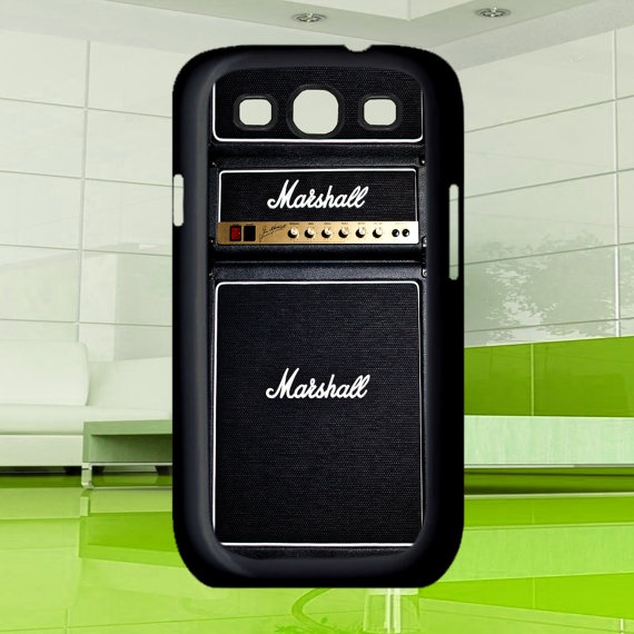 Cool Marshall Amplifier Guitar Samsung Galaxy S3 by MuliasCraft, $16.00