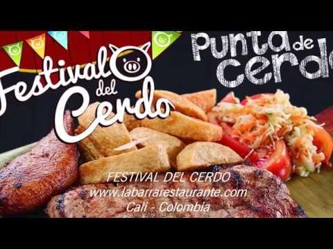 Festival del Cerdo Durante todo el mes de Julio - 2016. la Barra Restaurante #Cali - #Colombia www.labarrarestaurante.com - http://ow.ly/FzHM301QuQN