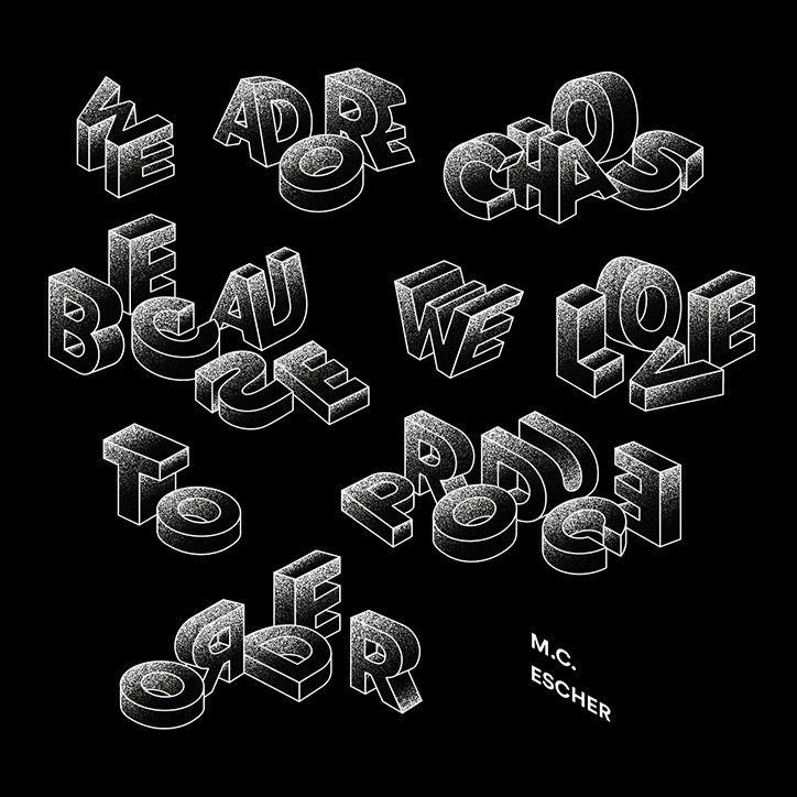 GRAFICA: Le font di Rafa Goicoechea e le citazioni storiche - Osso Magazine