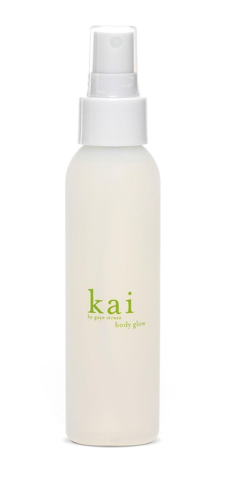 Kai Body Glow design by Kai Fragrance Would like to try this body glow spray