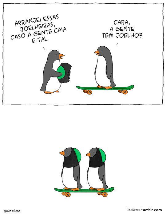 Joelho de Pinguim
