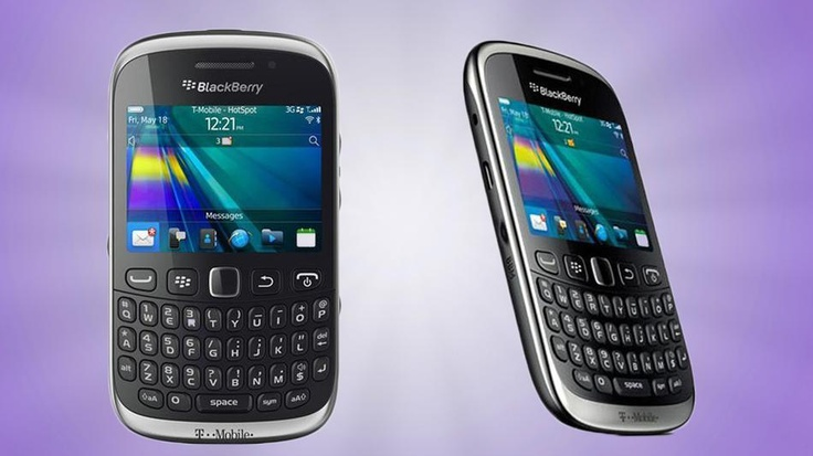 RIM and T-Mobile Announce BlackBerry Curve 9315
