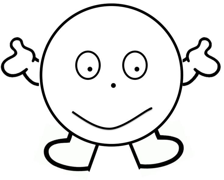 Vormenmannetje - cirkel