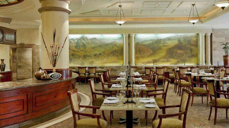 Magnolia Restaurant - Sheraton Pretoria Hotel