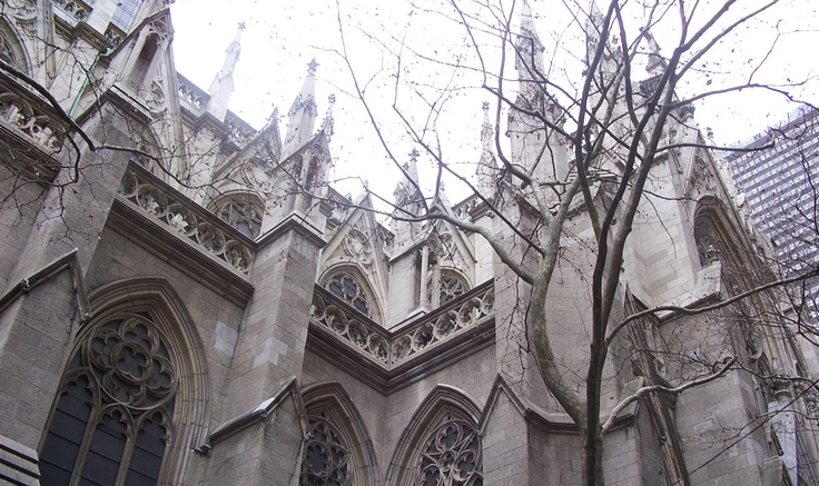 St. Patrick's Cathedral @ NYC [061225]