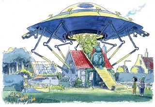 BERT EN BART REDDEN DE WERELD (Kinderboekenweekgeschenk 2011) verschijnt in september in kleur!