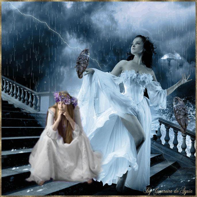 Cantinho de Imagens da Guerreira: Chuva