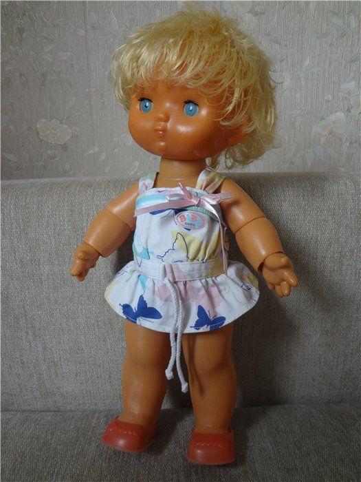 Я так понимаю, что у этого 45-сантиметрового ребенка красноярское происхождение? Уголки глаз и ноздри обозначены розовыми точкамиИзображение