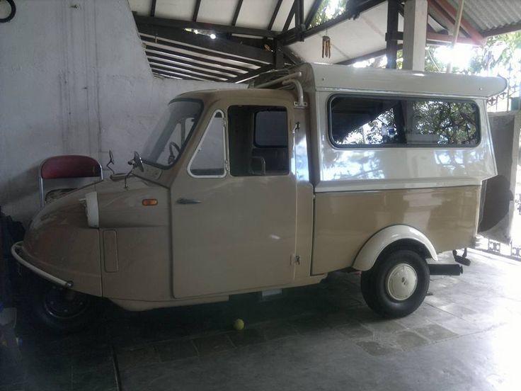 Khusus Kolektor..Dijual Bemo Antik Daihatsu Midget 62 - SURABAYA - LAPAK MOBIL DAN MOTOR BEKAS
