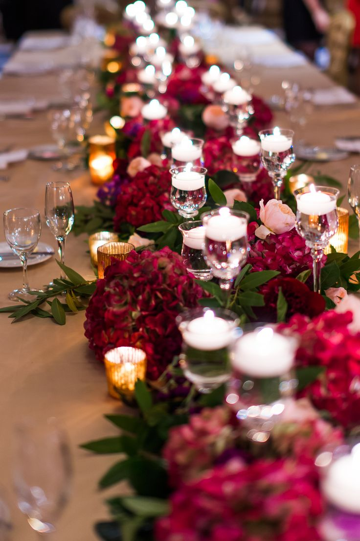 Best 25 burgundy floral centerpieces ideas on pinterest for Floral table decorations for weddings