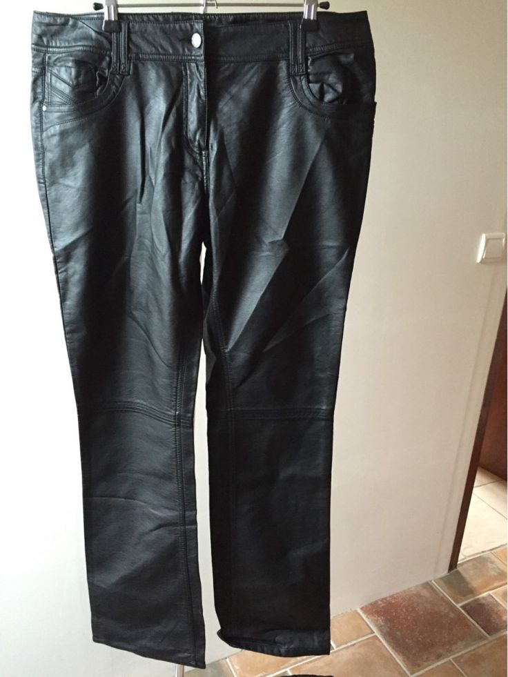 Vetements Pantalon PATRICE BREAL NOIR