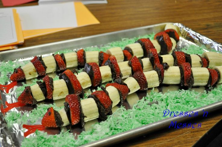 Idea for tomorrow's craft/snack time in Sunday School!!~