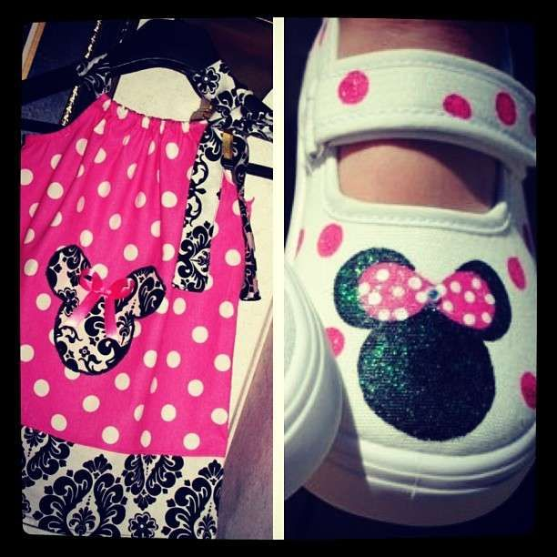Minnie Mouse Briyanna's 2nd Birthday Party | CatchMyParty.com