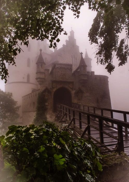 Mystical, Lichtenstein Castle, Germany